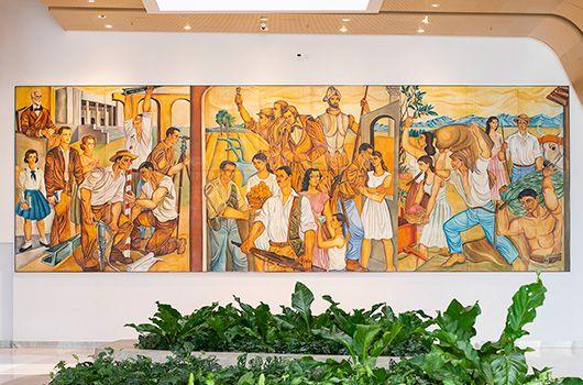 mural costa rica