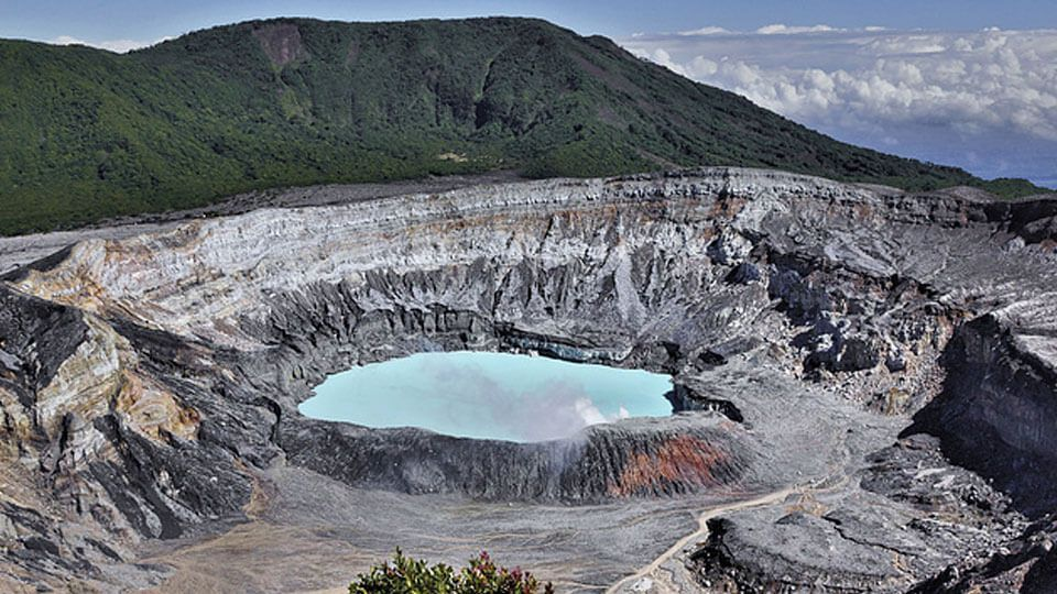 Parque Nacional Volcán Poás