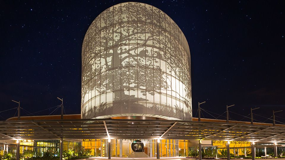 Convention Center of Costa Rica Starts Operations