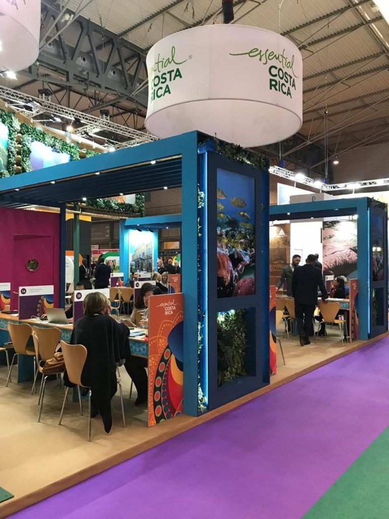 Costa Rica en IBTM World 2018