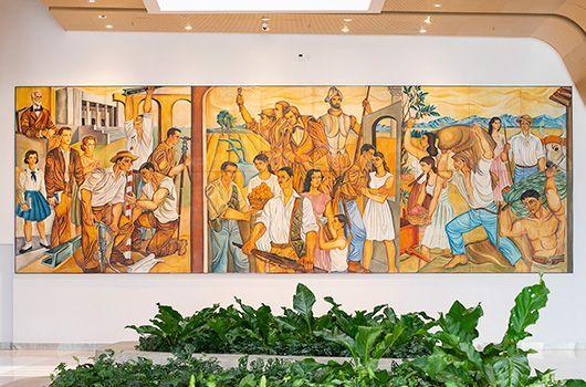 Costa Rica Convention Center | History 5