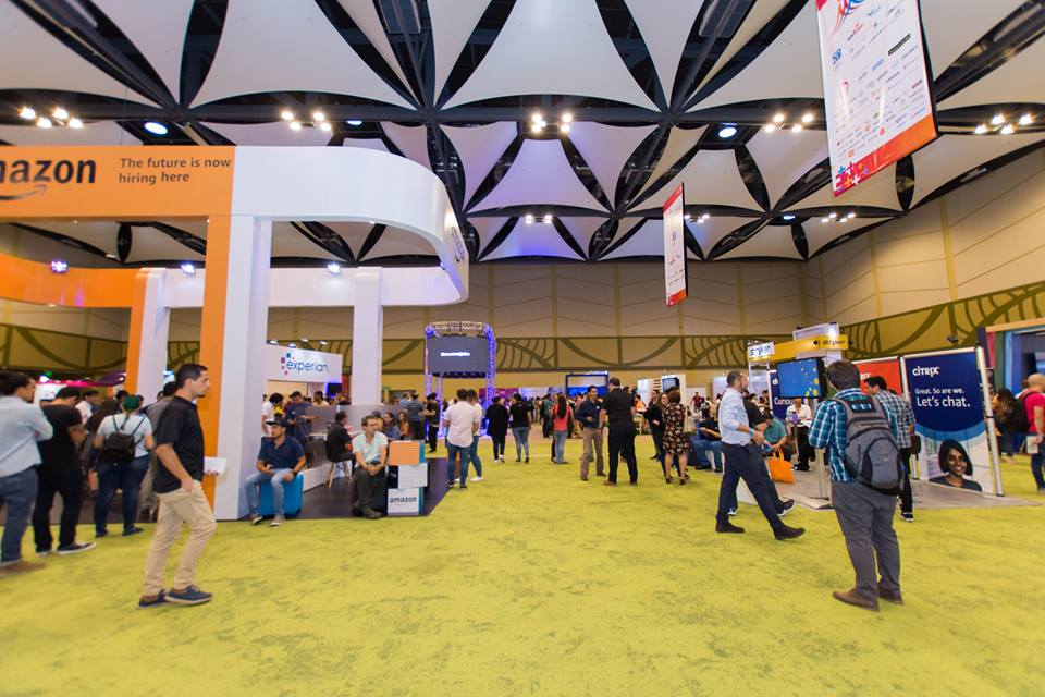 Exhibitor Services Office 7