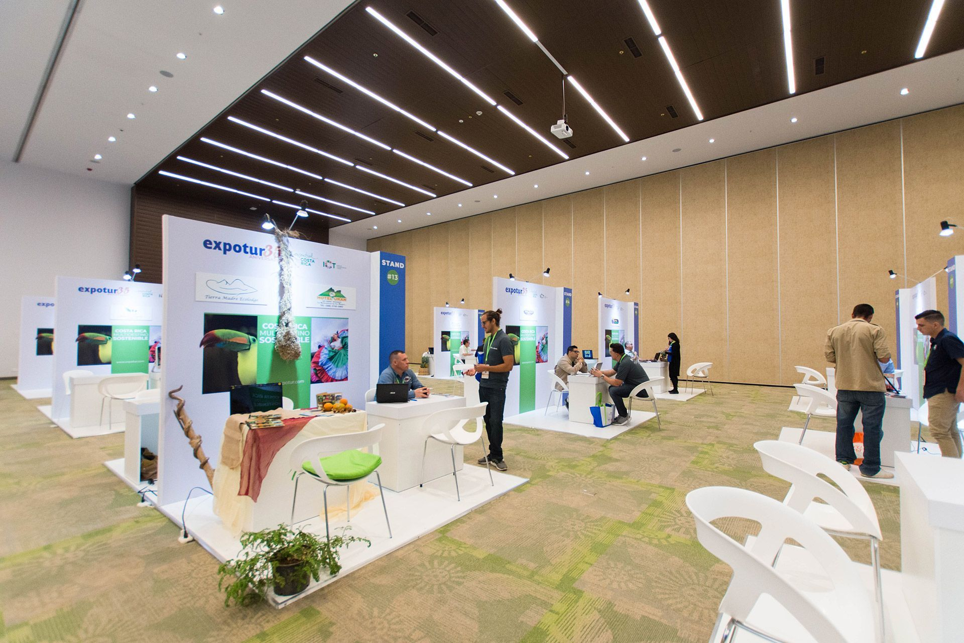 Exhibitor Services Office 8