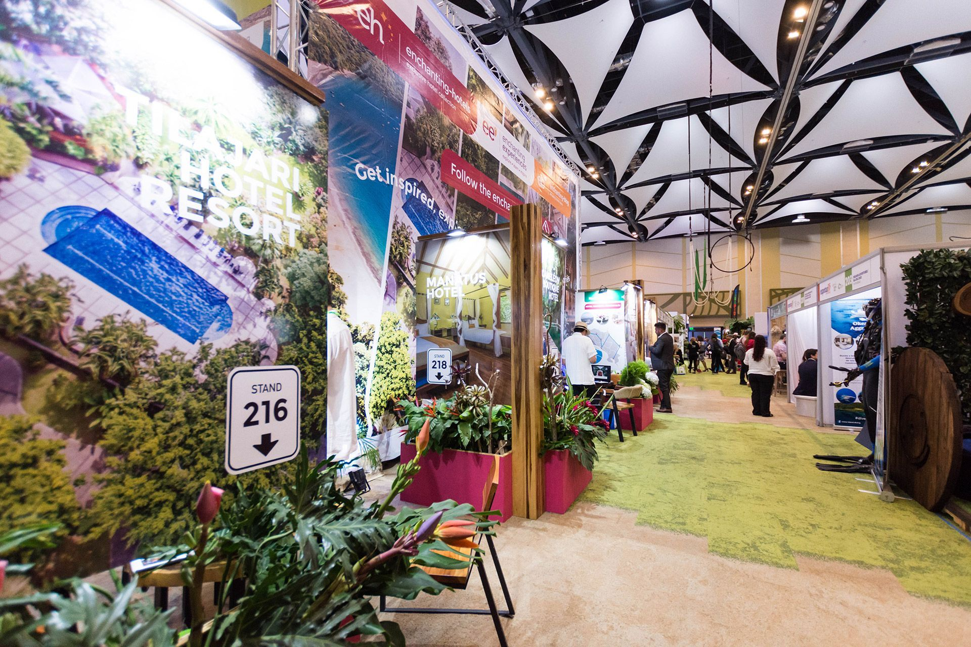 Exhibitor Services Office 6