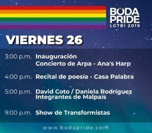 Por primera vez en Costa Rica se organiza una feria de bodas  para personas del mismo sexo 1