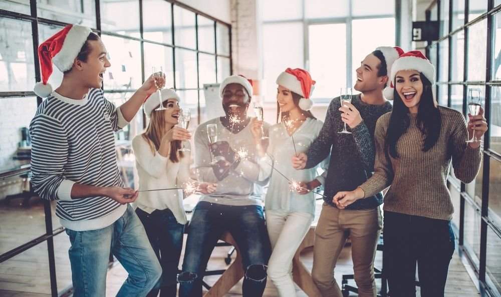 Organize the best party for your employees