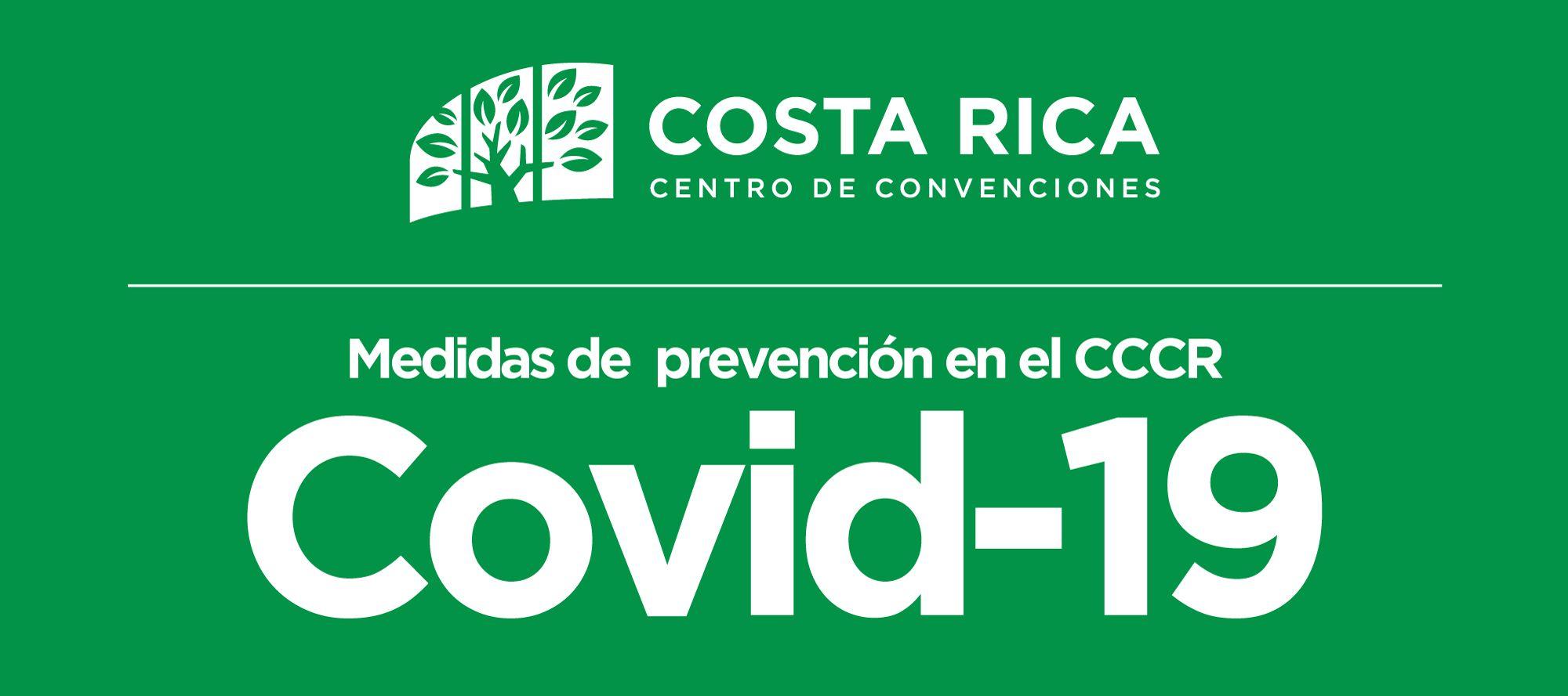 Lee más sobre el artículo Prevention measures in the CCCR / COVID-19