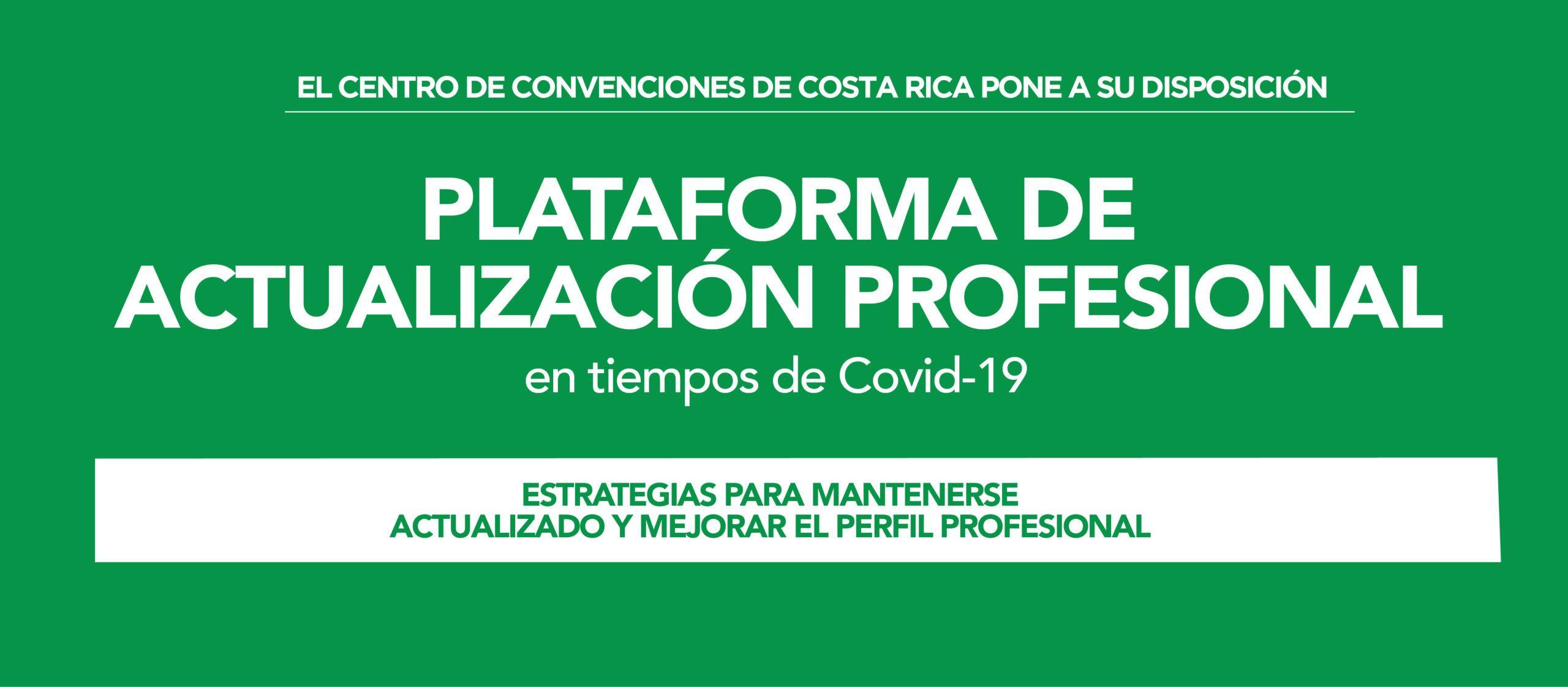 Plataforma de Actualización Profesional