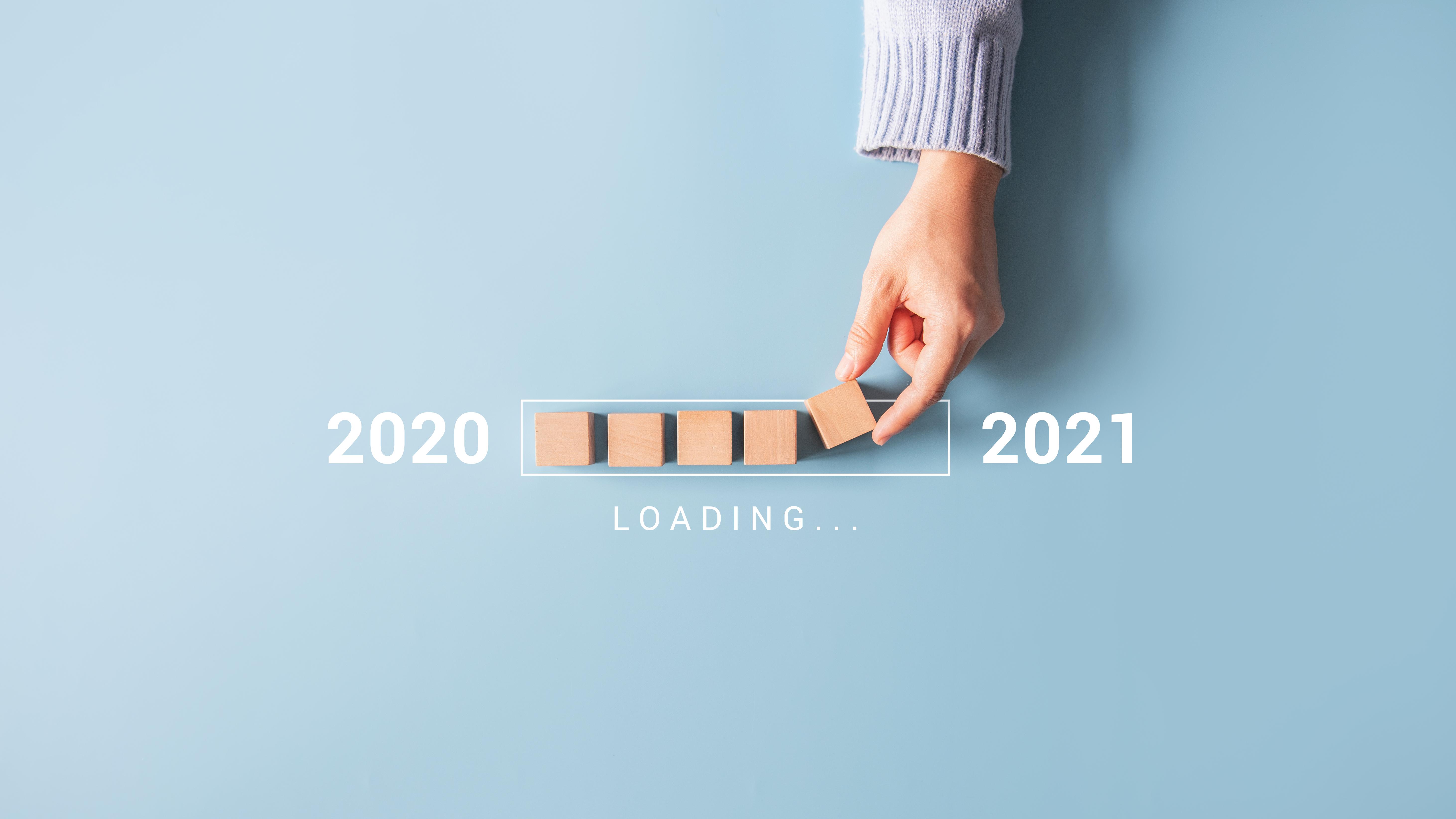 Goodbye 2020… hello 2021!