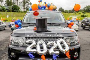 Auto GrAduación en el Centro de Convenciones de Costa Rica