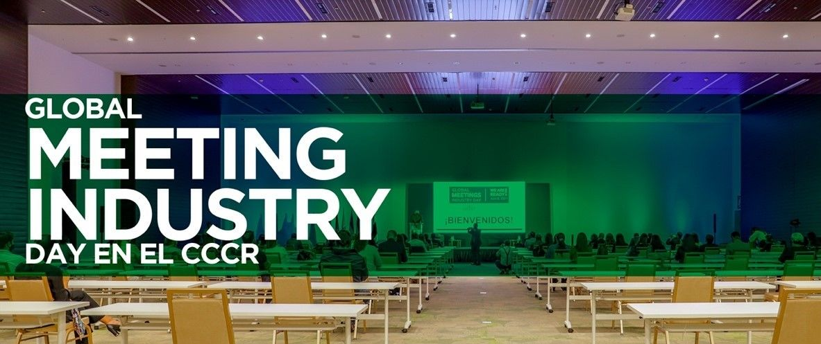 Global Meeting Industry Day at CRCC