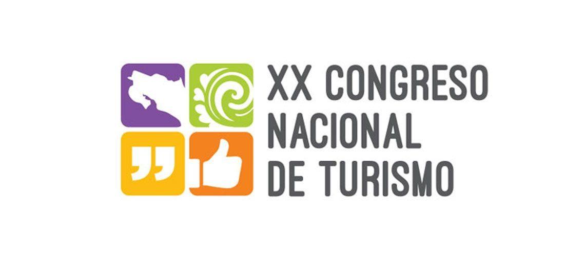 Logo Congreso Nacional de Turismo.