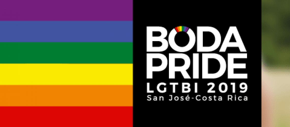expo boda LGTBI logo